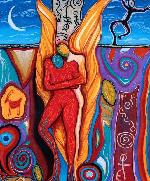 Twin Flames and the Bifurcation ofConsciousness