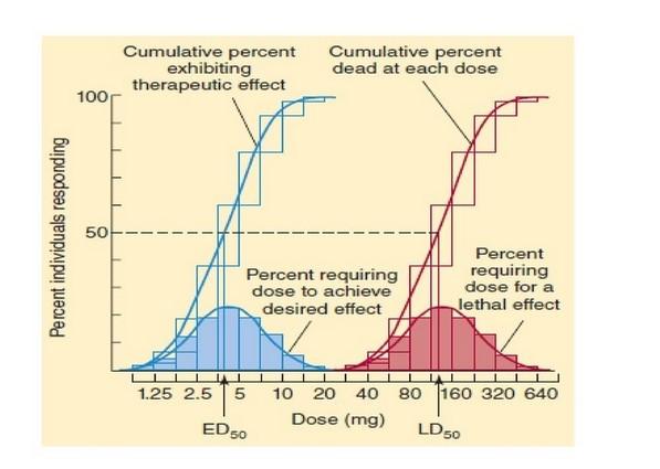 therapeuatic index