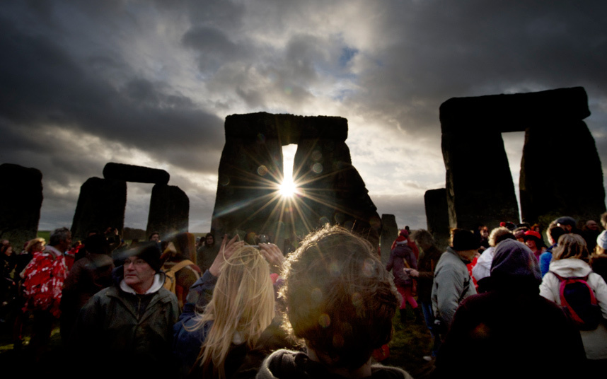 Transcending into the New Age: The Grand Conjunction of the Great Winter Solstice