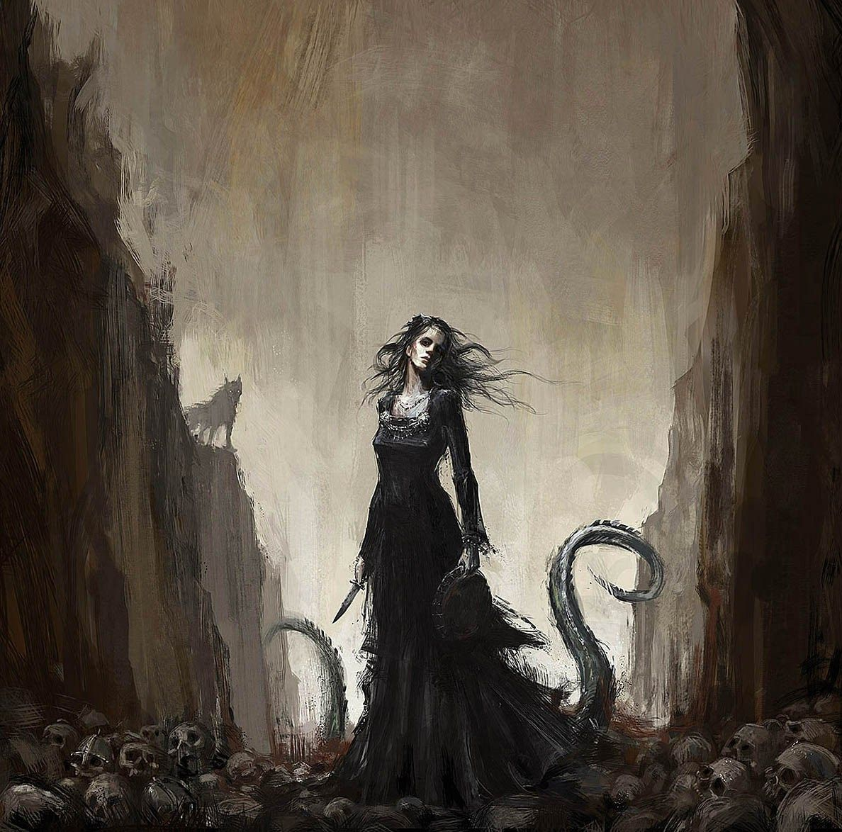 Black Moon Lilith: Peering into the Darkness on the Blood MoonEclipse